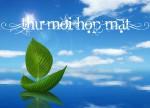 Thư mời tham dự Họp mặt kỉ niệm 11 năm Ngày Doanh nhân Việt Nam (13/102004 - 13/10/2015)