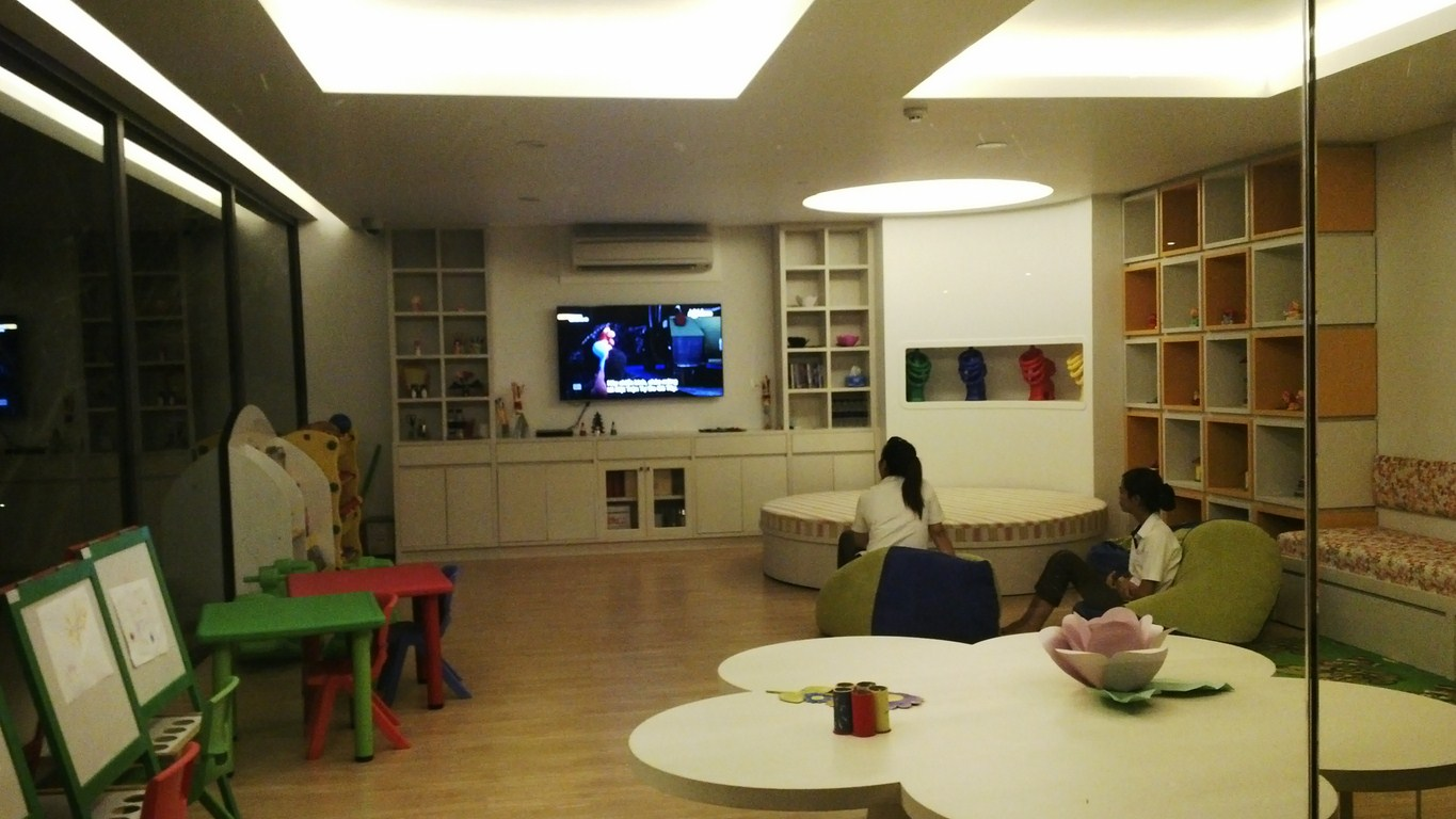 IPTV in children's rooms
